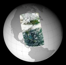 NASA NPP VIIRS First Image