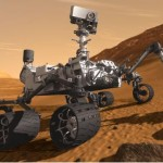 Mars Science Lab Rover