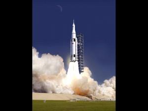 NASA SLS rocket