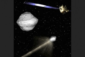 Asteroid Impact and Deflection Assessment mission