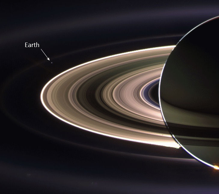 SMILE, Cassini to take picture of Earth from Saturn