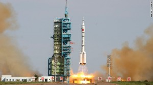 China Rocket Launch June 2013