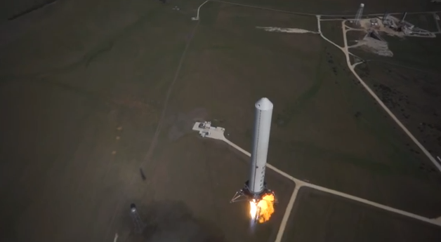SpaceX Grasshopper Test Flight 10-7-13