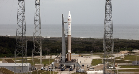 Maven on Launch Pad In Florida