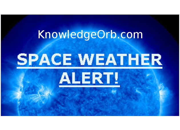 Space Weather Alert