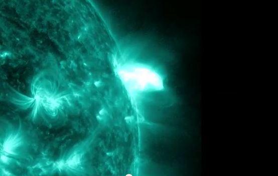 Solar Flare March 13 2014