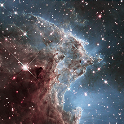 NGC 2174, Monkey Head Nebula,