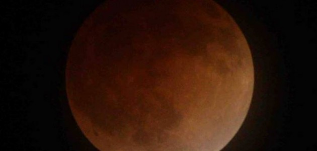 Lunar Eclipse 4/15/14