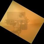 Rover self-portrait