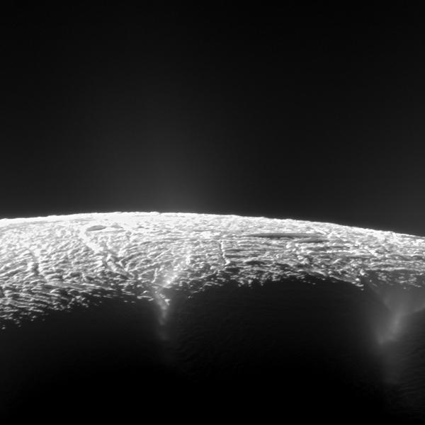 geyser basin of Saturn