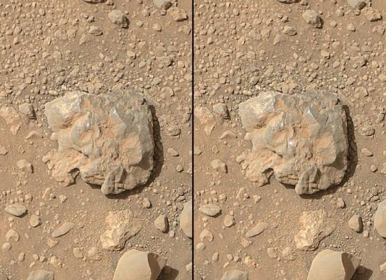Mars sparks