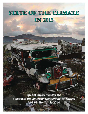 Climate report 2013