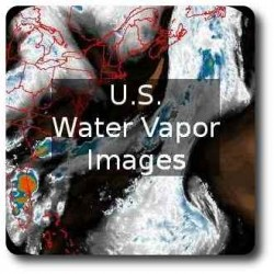 U.S. Water Vapor in various bands,