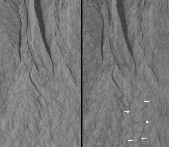 Mars MRO Gully