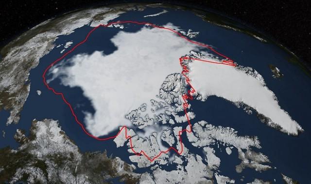 2014 Arctic Ice Minimum