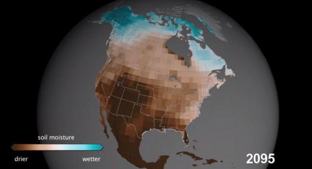 mega droughts