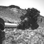 Mars Rover Arm