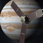 Juno Spacecraft - Credit NASA