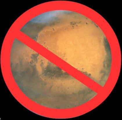 Mars Forbidden